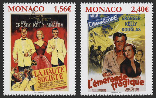 Monaco - 2018/02 - Haute société - L'émeraude tragique