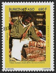 Burkina - 2017/04 - Bonavé Konaté