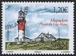 Saint-Pierre et Miquelon - 2018/01 - Phare du Cap Blanc