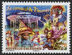 Nouvelle Calédonie - 2017/11 - Carnaval de Nouméa