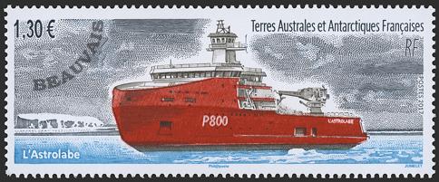 Terres-Australes - 2018/01 - L'Astrolabe