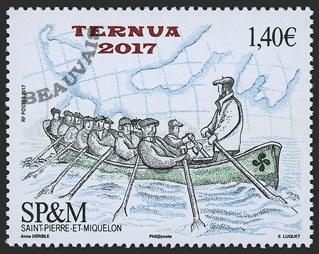 Saint-Pierre et Miquelon - 2017/11 - La trainière traditionnelle