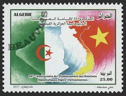 Algérie - 2018/02 - Algérie-Vietnam