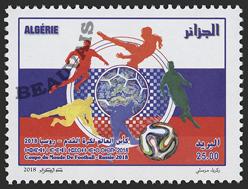 Algérie - 2018/08 - Football
