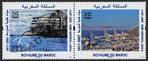 Maroc - 2018/03 - Port de Tanger