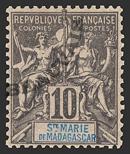 Ste-Marie de Madagascacar-Poste-5