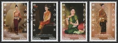 Laos-Poste-1899/1902